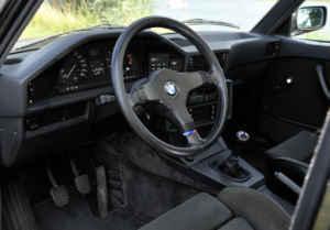 Intérieur BMW M 535i e28