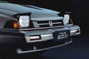 Honda Prelude 2G 1985