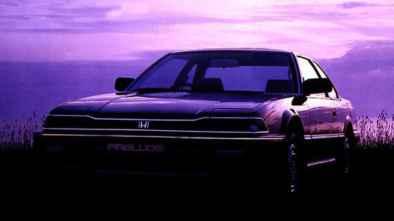 Honda Prelude 2G