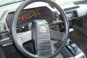 Tableau de bord Honda Prelude 2G