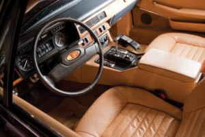 Intérieur Jaguar XJ-SC V12