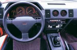 Planche de bord Nissan 300 ZX Z31