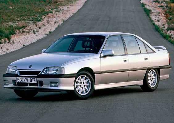 Opel Omega 3000 Sport