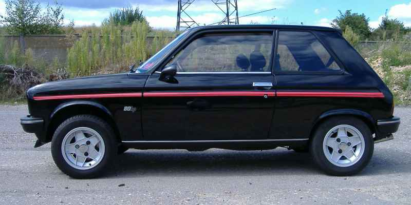 Peugeot 104 ZS 80hp