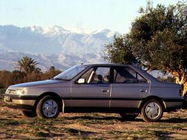 Peugeot 405 SRI phase 1