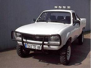 pick-up 504 dangel