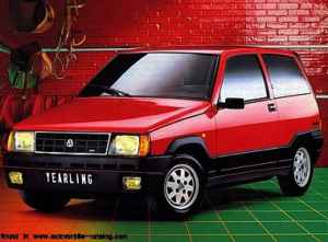 Lancia Y10 Turbo Yearling