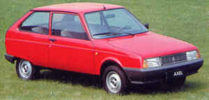 Citroën Axel de base