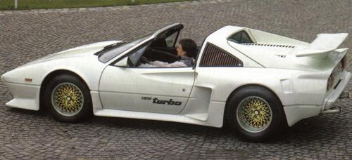 Koenig Ferrari 308 GTS Turbo
