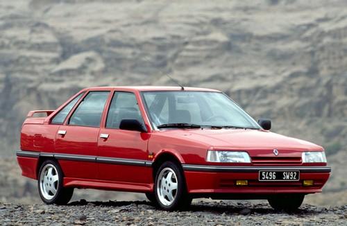 Renault 21 TXi 4 portes youngtimer