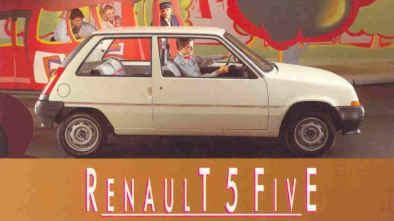 Renault Super 5 Five