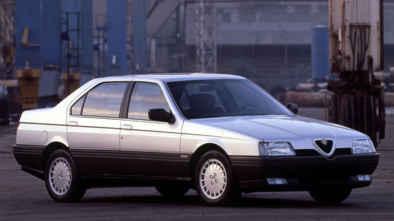 Alfa 164 V6 youngtimer