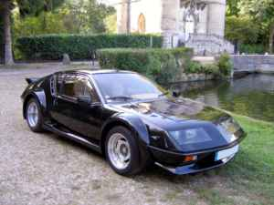 alpine a 310 v6 voitures youngtimers. Black Bedroom Furniture Sets. Home Design Ideas
