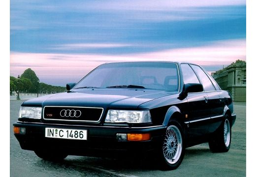 audi v8 le tr s haut de gamme fa on audi voitures youngtimers. Black Bedroom Furniture Sets. Home Design Ideas