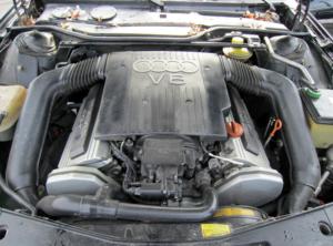 moteur audi V8