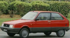 Citroën Axel 11 R