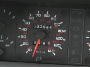 Compteur 205 GTI