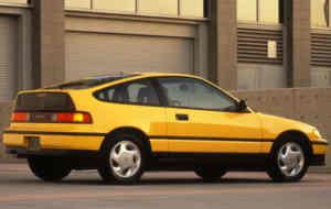 Honda Civic CRX MK2