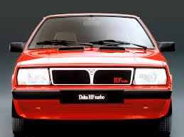 Lancia Delat HF Turbo i.e