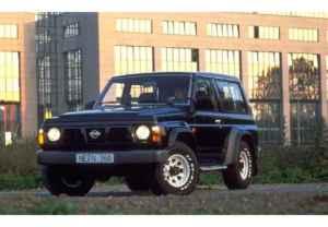 Nissan Patrol GR 3 portes
