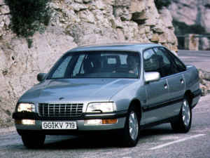 Opel Senator B 3.0 i CD