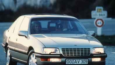 Opel Senator B youngtimer