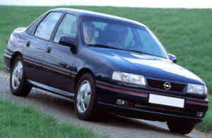 Opel Vectra GT 4 portes