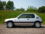 Peugeot 205 GTI 1.9 1989