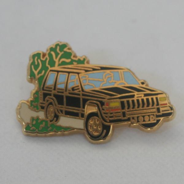 Pin's Jeep cherokee