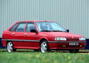 Renault 21 TXi 5 portes youngtimer