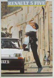 Renault 5 Five doc