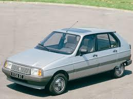 Citroën Visa GT