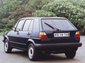 Vw Golf Syncro