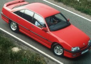 Opel Omega 3.6 Irmscher