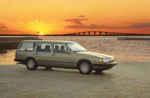 Volvo 760 GLE Break