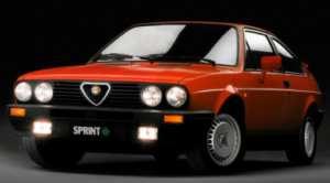 Alfa Sprint 1.7 Q.V