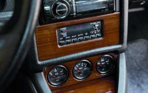 Audi 90 Quattro 20V cadrans