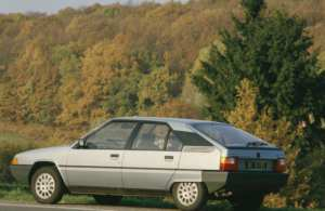 Citroën BX 16 TRS Grise