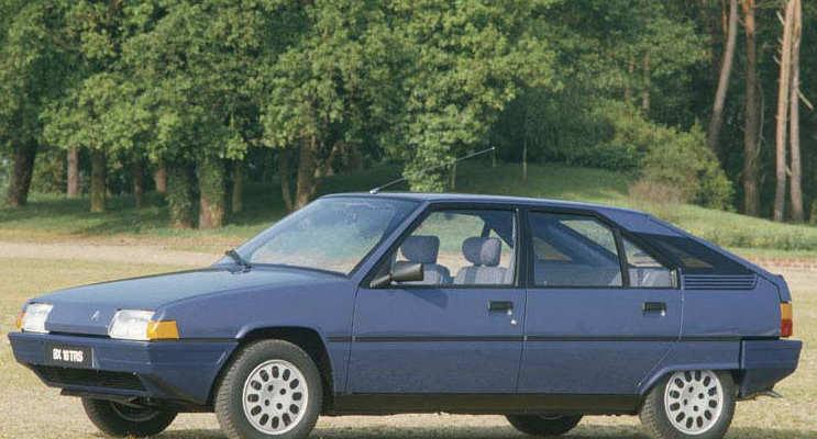 Citroën BX 16 TRS youngtimer