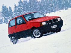 Lancia autobianchi Y10 4WD