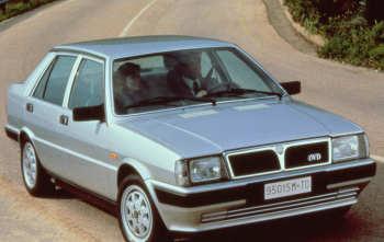 Lancia Prisma integrale youngtimer