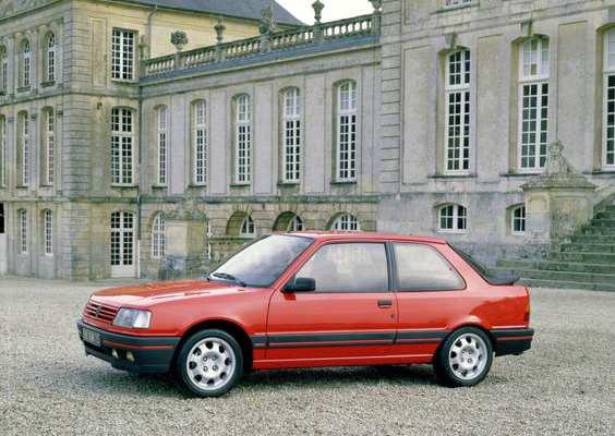 Peugeot 309 GTI Turbo