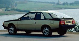 Renault Fuego GTX 2 litres