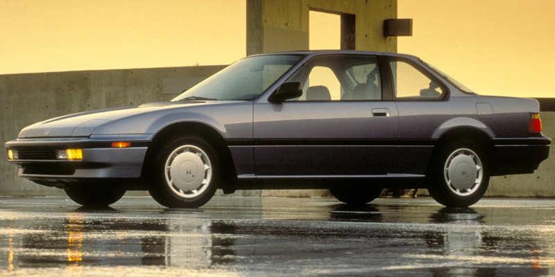 Honda Prelude 4WS 2.0i 16S
