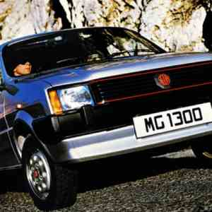 MG METRO youngtimer