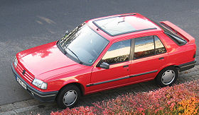 Peugeot 309 SX