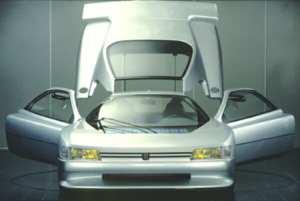 Peugeot Oxia concept car 1988