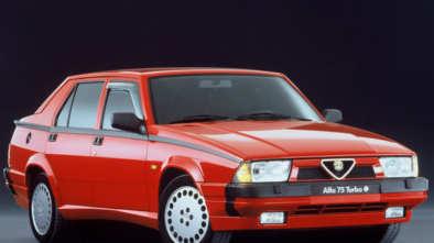 Alfa 75 Turbo