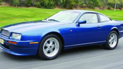 Aston Martin Virage V8