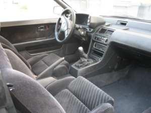 Honda Prelude 4WS intérieur